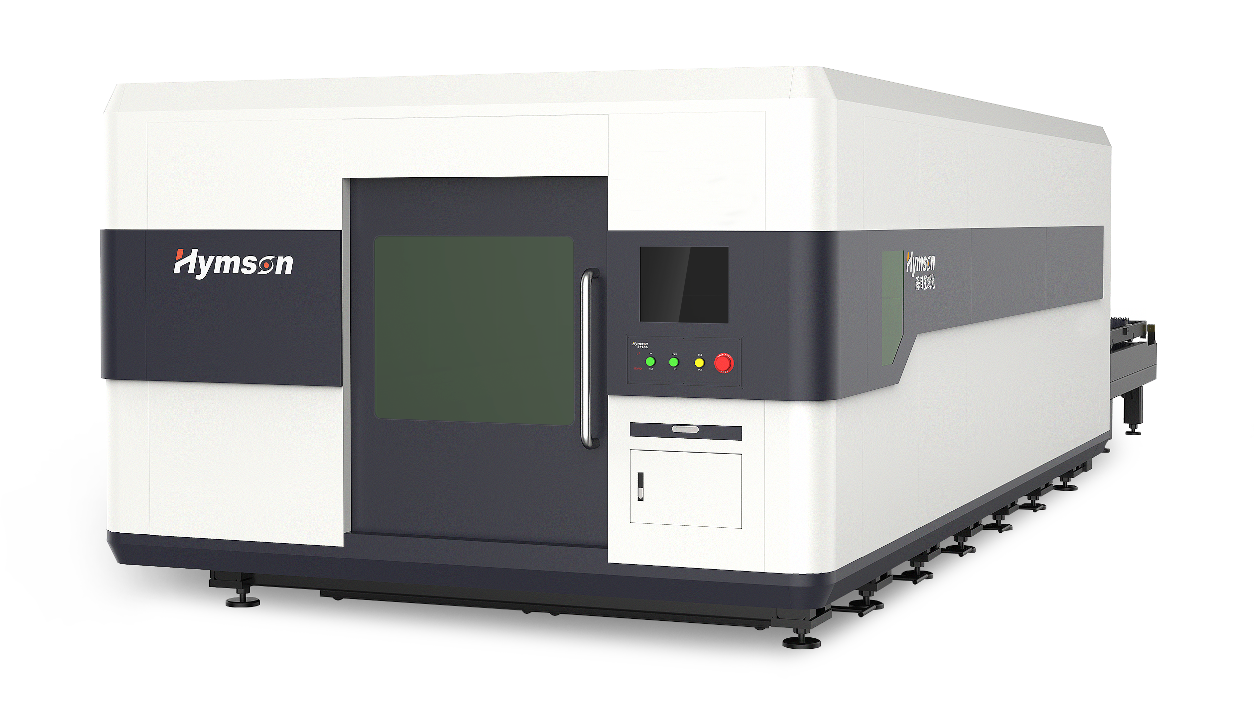 HF.D series of optical fiber laser cutting machine