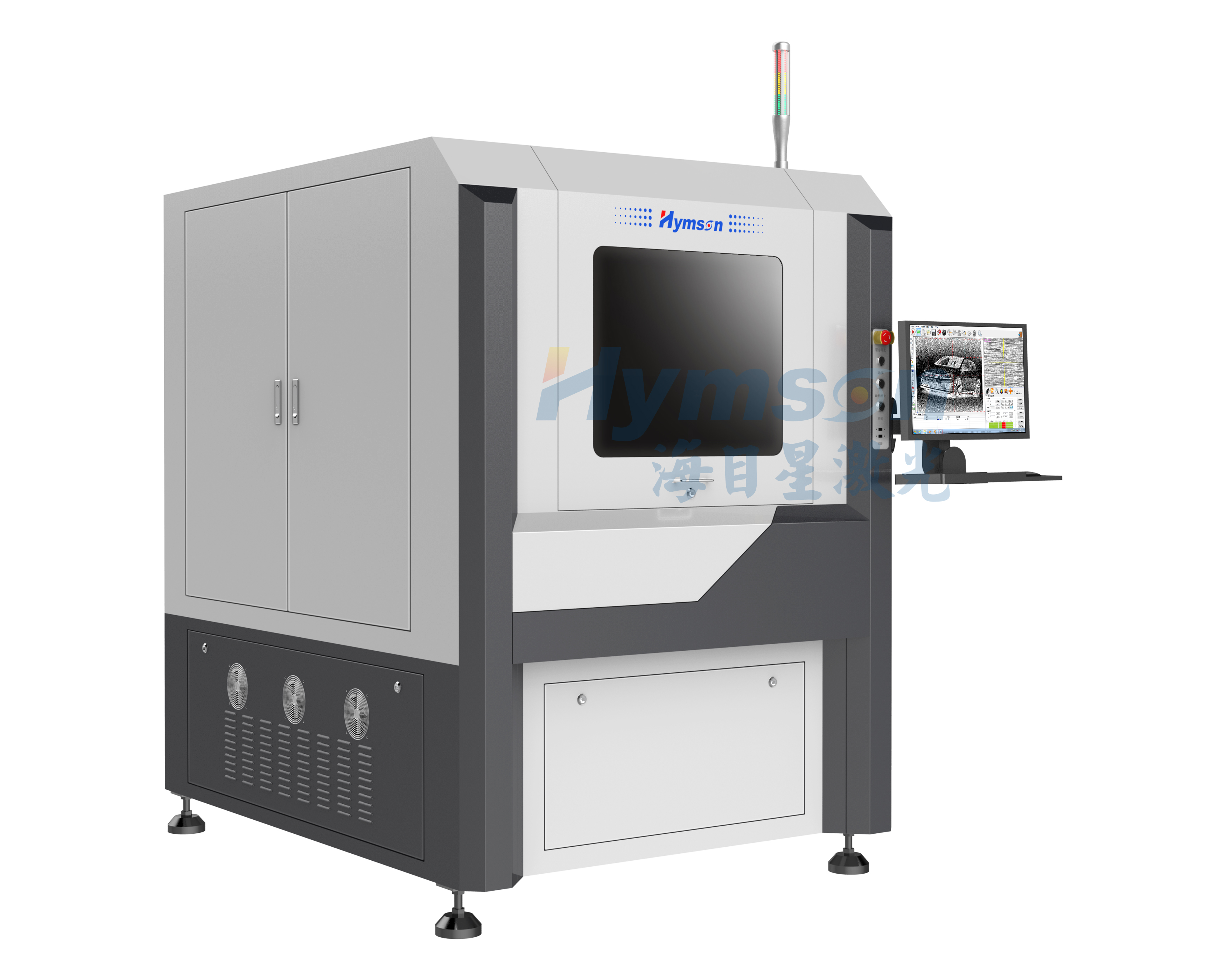 Picosecond laser micro machining cutting machines